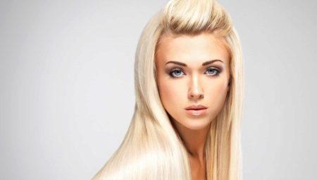 Как перекраситься из рыжего в блонд?