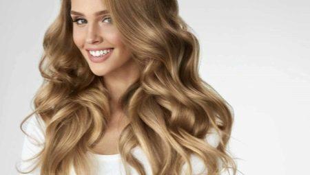 Коричневый блонд: оттенки и техника окрашивания