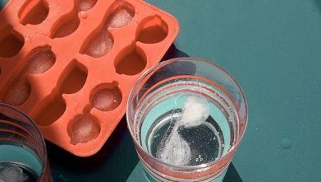 Советы по выбору форм для льда