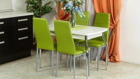 Раздвижные кухонные столы: виды, советы по выбору и эксплуатации