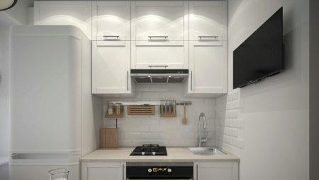 Современный дизайн маленьких кухонь