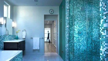 Плитка-мозаика для ванной: особенности и советы по выбору