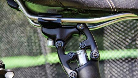 Подседельные штыри с амортизатором для велосипеда: для чего нужны и как выбрать?