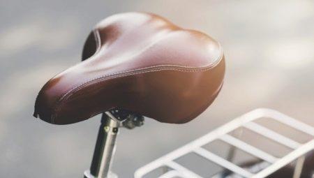 Сиденье для велосипеда: виды и рекомендации по выбору