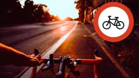 Все о дорожном знаке «Велосипедная дорожка»