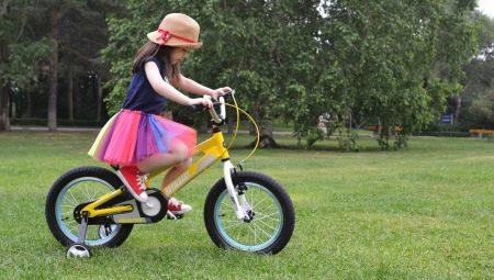 Боковые колеса для велосипеда: как выбрать и установить?