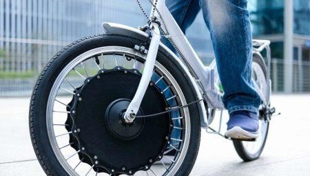 Мотор-колеса для велосипеда: какими бывают и как подобрать?