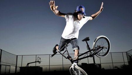 Трюковые велосипеды: разновидности, бренды, выбор