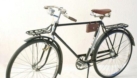 Велосипед «Украина»: особенности и история