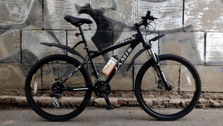 Велосипеды Jamis: обзор модельного ряда