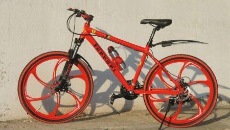 Велосипеды на литых дисках: плюсы и минусы, выбор