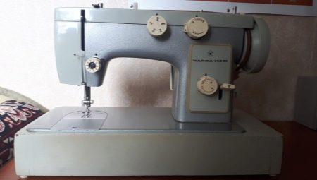 Швейная машина «Чайка-142М»: особенности, использование, ремонт