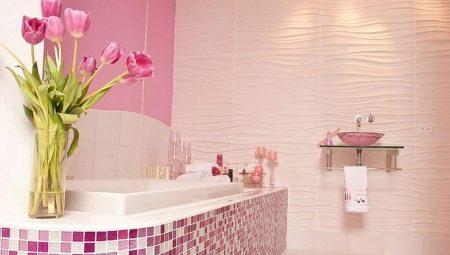 Варианты декора ванной комнаты