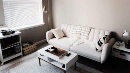 Небольшие диваны для маленькой комнаты