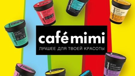Косметика Cafe Mimi