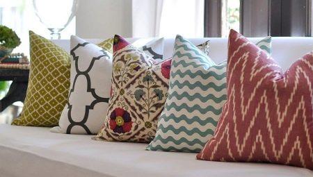 Наполнители для диванных подушек