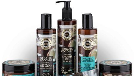 Органическая косметика для волос: виды и популярные бренды
