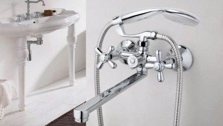 Смесители для ванны Frap: обзор ассортимента