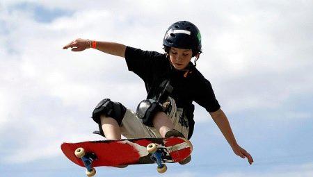 Трюки на скейте: виды и правила выполнения
