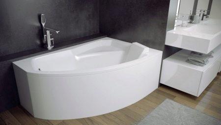Выбираем угловую ванну