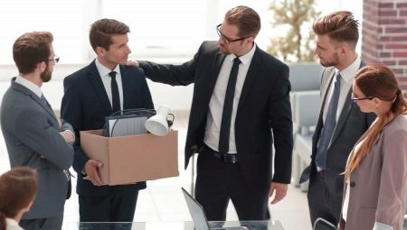 Прощание при увольнении: что сказать коллегам и начальнику?