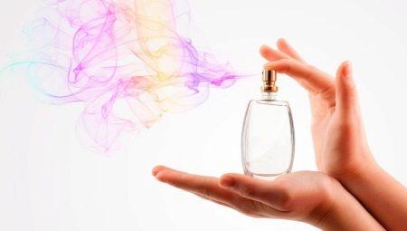 Как избавиться от запаха духов?