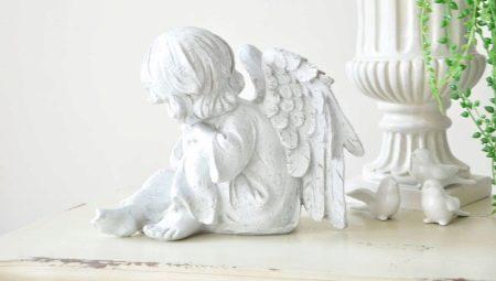 Что означают статуэтки ангелов и как ими украсить интерьер?
