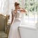 """Свадебное платье в стиле """"Прованс"""" и лавандовая свадьба"""