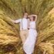 Свадебное платье в стиле рустик – естественная простота