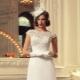Свадебные платья с закрытым верхом - изысканность и благородство