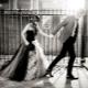 Черное свадебное платье – для экстравагантных невест