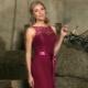 Платье винного цвета - легкое или терпкое выберете вы?