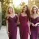 Платья цвета марсала – глубина и насыщенность