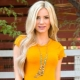 Какие цвета платьев подходят блондинкам?