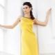 Шелковое платье – роскошь во всем
