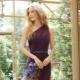 Асимметричное платье – привлекаем необычностью силуэта