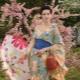 Платье-кимоно - простой крой, удобство и красота