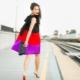 Платье-трапеция - фасон свободы и комфорта