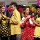Платья в стиле стиляг – озорной игривый образ