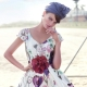Платья с цветочным принтом – ода женственности