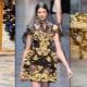 Платья в стиле барокко – остаться незамеченной невозможно