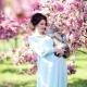 Выбираем платье для фотосессии беременных