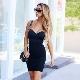 Платье-бюстье – классика соблазнения