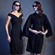 С чем носить черное платье и какие аксессуары выбрать?