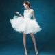 Платья из органзы - легкость и воздушность