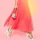Длинные летние юбки – для эффектного образа