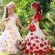 Шикарное пышное платье для девочки: подарите малышке образ принцессы
