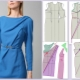 Популярные выкройки платьев и описание процесса моделирования