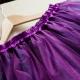 Юбка на резинке – универсальная вещь в гардеробе каждой девушки