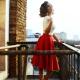 Красные юбки